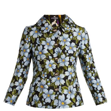 Floral jacquard jacket | Dolce & Gabbana | MATCHESFASHION.COM US