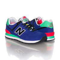 NEW BALANCE 574 SNEAKER - Royal | Jimmy Jazz - WL574HRT