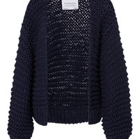 Ribbed Cotton Cardigan | Moda Operandi