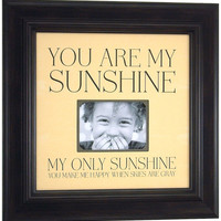 Baby Shower, Decoration, YOU ARE MY SUNSHiNE, Dedication, Baptism, Christening, First Birthday Gift, Godparents, 16 X16