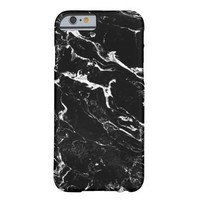 Black and white modern marble pattern