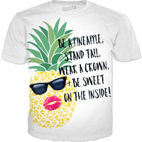 Pineapple Diva T-Shirt