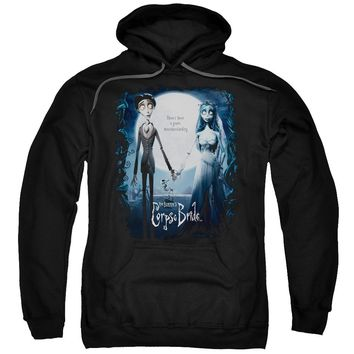 Corpse Bride - Poster Adult Pull Over Hoodie