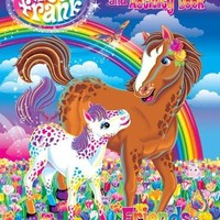 Lisa Frank Friends Forever Giant Coloring and Activity Book by Modern Publishing: Modern Publishing 9780766637771 - Book Deals