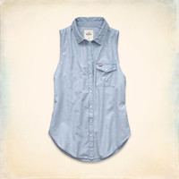 Grandview Chambray Shirt