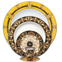 Versace Barocco Dinnerware Collection
