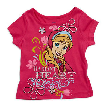 Nannette Girls 2-6x Disney Frozen Graphic Tee