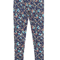 Sweet Floral Leggings (Kids)