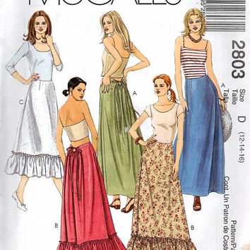 McCall's 2803 Sewing Pattern Full from Adele Bee Ann