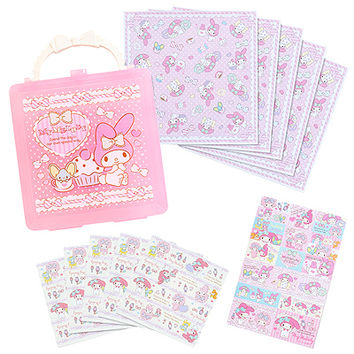 Buy Sanrio My Melody Origami & Sticker Set in Plastic Case at ARTBOX