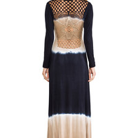 sky Giurgevaia Dress in Black from REVOLVEclothing.com