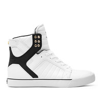 SKYTOP WHITE/BLACK - WHITE