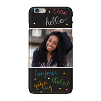 Neon Hello iPhone 6 Plus ColorStrong Slim-Pro Case - Cherishables