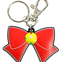 SAILOR MOON RIBBON KEYCHAIN