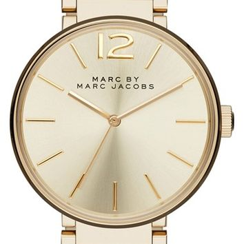 Women's MARC BY MARC JACOBS 'Peggy' Bracelet Watch, 36mm