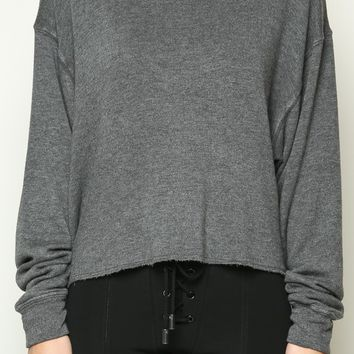 Nancy Sweatshirt - Sweaters - Clothing