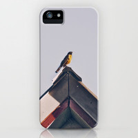 Song Bird iPhone Case by Teal Thomsen  | Society6