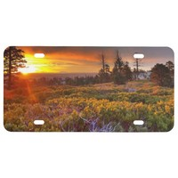Bryce Canyon National Park License Plate