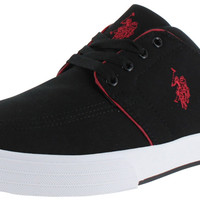 U.S. Polo Assn. Tex Men's Canvas Boat Sneakers Shoes