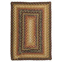 Jaipur Rugs Cotton Braided Rugs CBR03 Area Rug