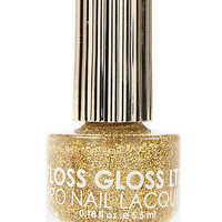 Floss Gloss The Nail Lacquer in Stun