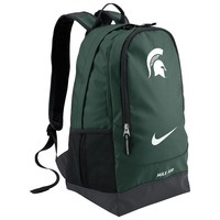 Nike Michigan State Spartans Training Backpack (Green)