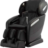 Osaki Maxim Zero Gravity Therapeutic Massage Chair in Black