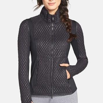 Women's Zella 'Double Diamond' Quilted Jacket,