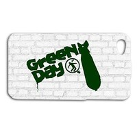 Green Day Punk Rock Cool Phone Case iPhone Music Cover Album White Cute 90s