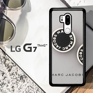 Marc Jacobs Logo X4230 LG G7 ThinQ Case