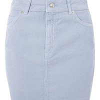 MOTO Corduroy Mini Skirt - Skirts - Clothing