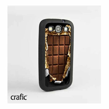 Chocolate Bar Samsung Galaxy S3 Case