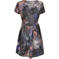 Evil Twin Buzz Kill Babydoll Dress