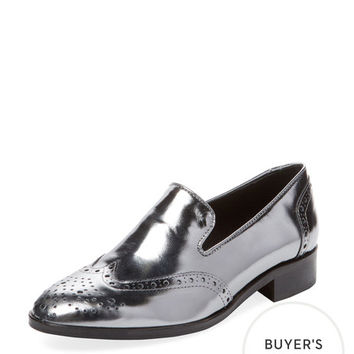 Sugonis Wingtip Loafer by PURE NAVY at Gilt