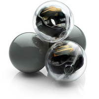 Nanodots GYRO DUO: Magnetically Gyroscopic Balls
