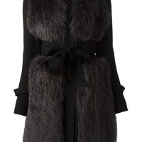 Liska Fox Fur Coat