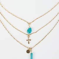 BKE Dainty Necklace - Women's Accessories | Buckle