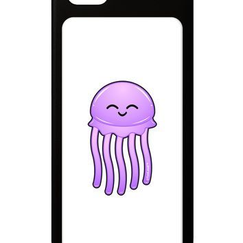 Cute Jellyfish iPhone 5 / 5S Grip Case  by TooLoud