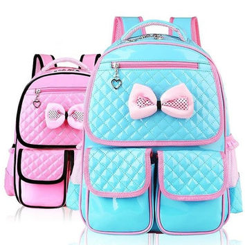 Cartoon children schoolbags stripe bag for boys backpack kid bag child school backpacks waterproof [8081690823]