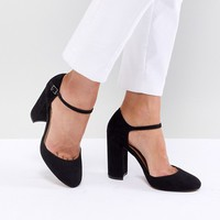 ASOS DESIGN Pocket Heels at asos.com