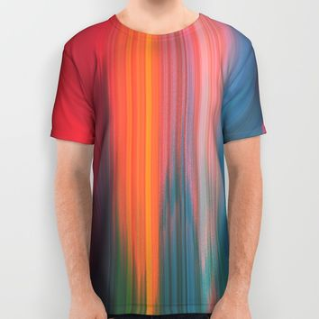 Apex All Over Print Shirt by duckyb