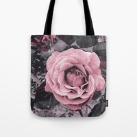 Rose Tote Bag by Susanna Nousiainen