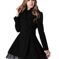 Match Womens Trench Coats #WLTC-009