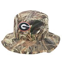 Georgia Bulldogs UGA Bucket Hat Realtree Camo Boonie Max