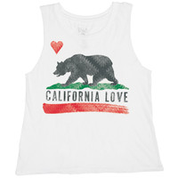 Billabong - Bears Republic Tank | White