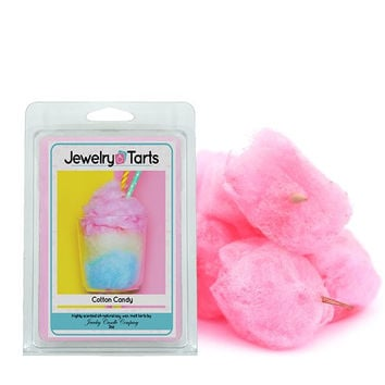 Cotton Candy Jewelry Tarts (1 Jewelry Tart With A Surprise Jewel!)