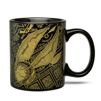 Harry Potter Golden Snitch Mug - Exclusive