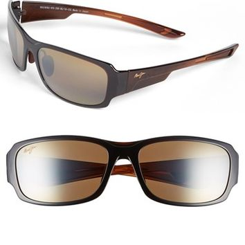 Men's Maui Jim 'Forest - PolarizedPlus2' 60mm Sunglasses