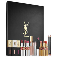 Yves Saint Laurent Iconic Lip Wardrobe