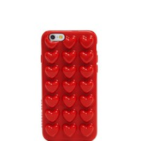 Marc Jacobs Jelly Heart iPhone 6 Case | Bloomingdales's